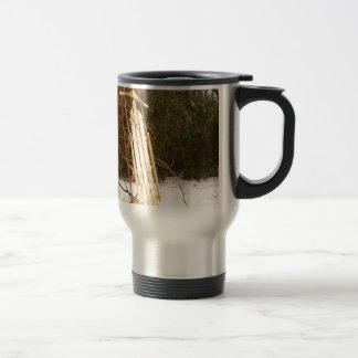 Winter Sled Mugs