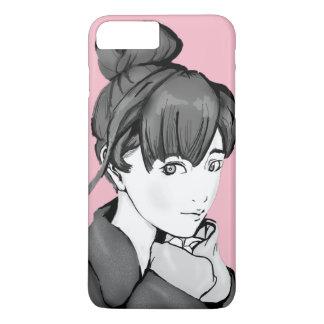 Winter Smile Case (pink variant)