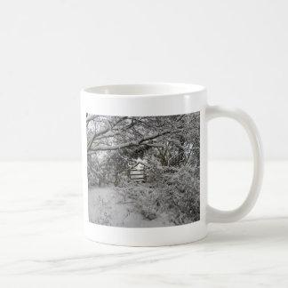 Winter Snow 00 Coffee Mug