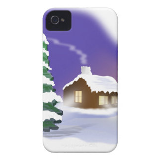 Winter snow iPhone 4 cases