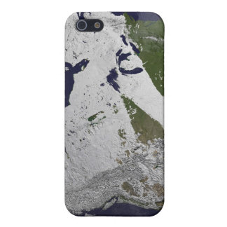Winter Snow Cover in the Northern Hemisphere Cover For iPhone 5/5S