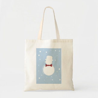 Winter Snowman Christmas Bags