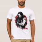 Winter Soldier Stylised Ink Swirl Graphic T-Shirt