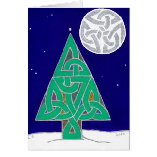 Winter Solstice 2010 card