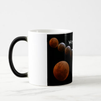 Winter Solstice Lunar Eclipse Morphing Mug