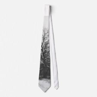Winter Solstice Tie