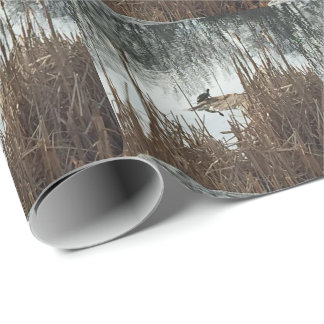 Winter Solstice Wrapping Paper