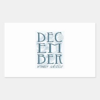 Winter Soltice Sticker