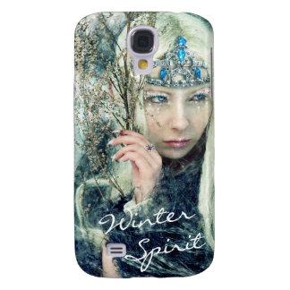 Winter Spirit Galaxy S4 Case