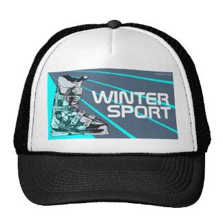 Winter Sport Gear Vancouver 2010 Ski Boot Hat