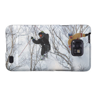 Winter Sports Samsung Galaxy S Case