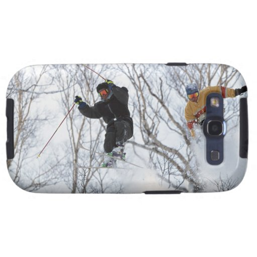 Winter Sports Galaxy S3 Cover