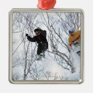 Winter Sports Christmas Ornament