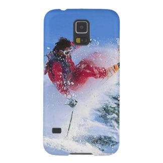 Winter sports, extreme ekiing samsung galaxy nexus cases