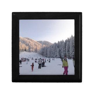 Winter Sports in Romania, Piana Brasov Gift Box