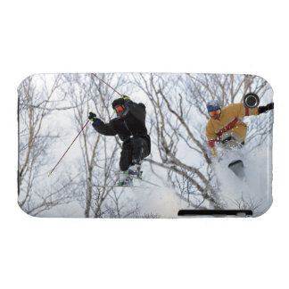 Winter Sports iPhone 3 Case-Mate Cases