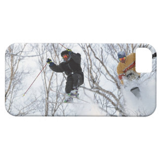 Winter Sports iPhone 5 Case