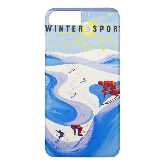 Winter Sports iPhone 8 Plus/7 Plus Case