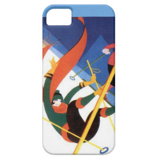 Winter sports - Just a little tumble Case For The iPhone 5