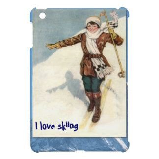 WInter sports - Just learning iPad Mini Covers