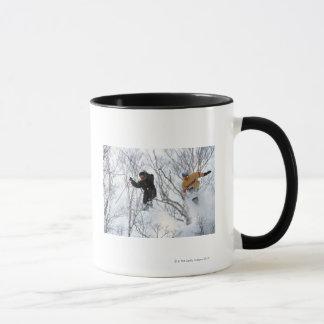 Winter Sports Mug