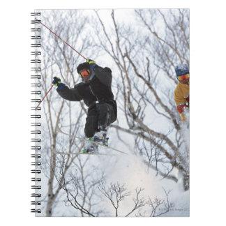 Winter Sports Notebooks