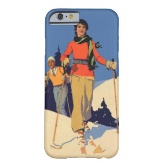 Winter sports - On the piste Barely There iPhone 6 Case