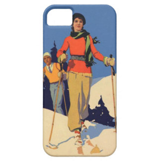 Winter sports - On the piste iPhone 5 Covers