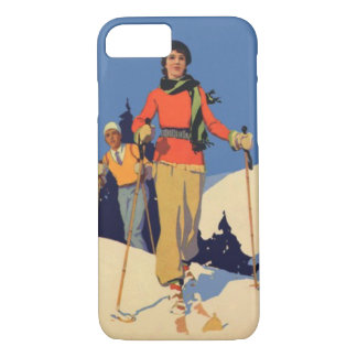 Winter sports - On the piste iPhone 8/7 Case
