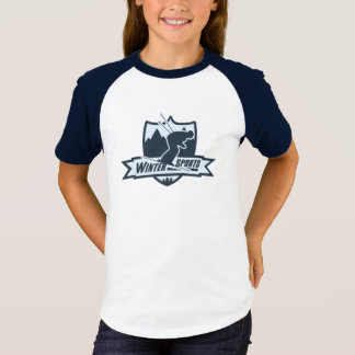 Winter Sports Outdoor Winter Recreation T-Shirt