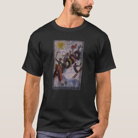 WINTER SPORTS RETRO T-Shirt