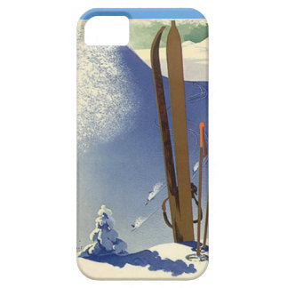 Winter sports - Ski gear iPhone 5 Cover