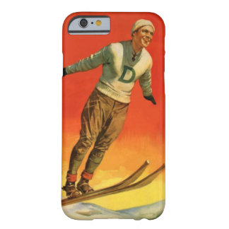 Winter sports - Ski jumper Barely There iPhone 6 Case