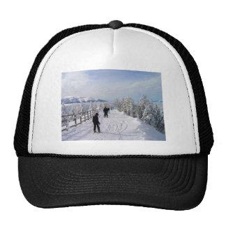 Winter sports, Winter in Romania Hats