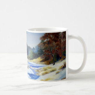 Winter Stream Mug