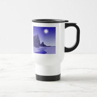 Winter Stream Coffee Mug