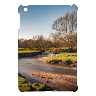 Winter Stroll Along The River Bollin Cover For The iPad Mini