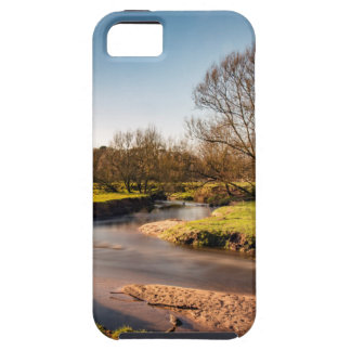 Winter Stroll Along The River Bollin Tough iPhone 5 Case