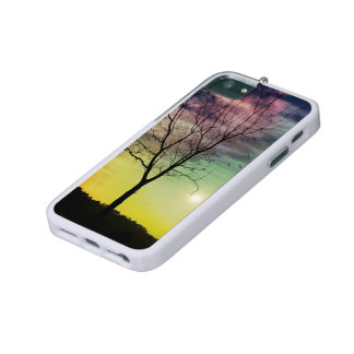 WINTER SUN AND TREE | Graft Leverage iPhone Cases iPhone 5/5S Covers