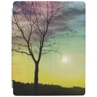 WINTER SUN AND TREE | iPad 2/3/4/Mini/Air Covers iPad Cover