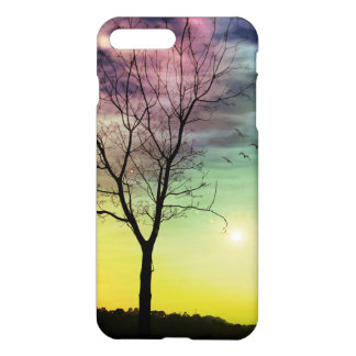 WINTER SUN AND TREE | iPhone 5/5S/6/6 Plus Case