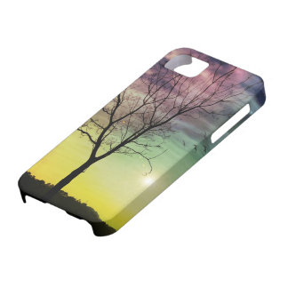 WINTER SUN AND TREE | iPhone 5/5S Cases
