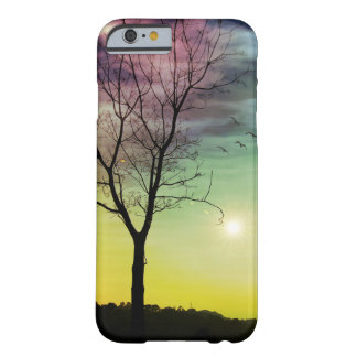 WINTER SUN AND TREE | iPhone 6/6 Plus Cases Barely There iPhone 6 Case