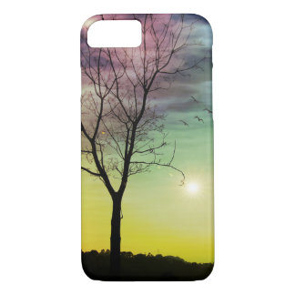 WINTER SUN AND TREE | iPhone 7/6 Plus Cases