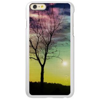 WINTER SUN AND TREE | Shine iPhone 5/6 Plus Cases Incipio Feather® Shine iPhone 6 Plus Case