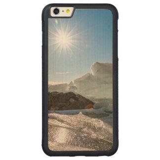 Winter sun iPhone 6 plus case