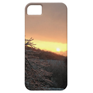 Winter Sunrise iPhone Case iPhone 5/5S Covers