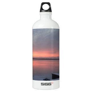 Winter sunrise SIGG traveller 1.0L water bottle