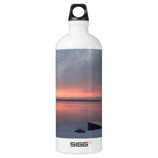 Winter sunrise SIGG traveller 1.0L water bottle