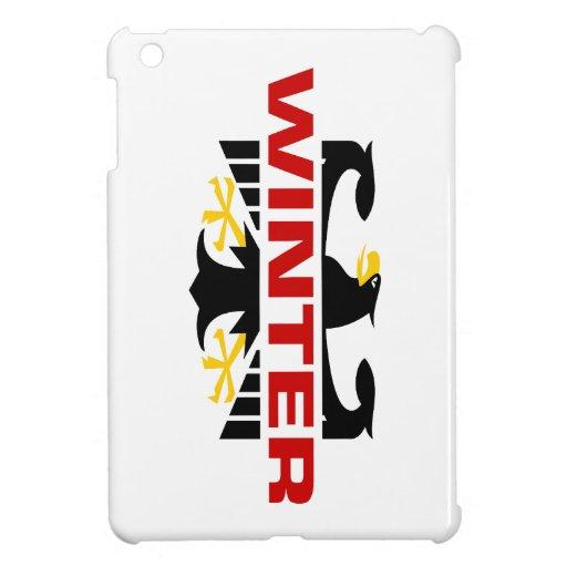 Winter Surname iPad Mini Cover